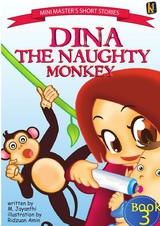 Dina The Naughty Monkey