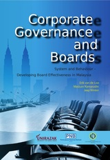 Corporate Governance and Boards : System and Behaviour -  Developing Board Effectiveness in Malaysia
