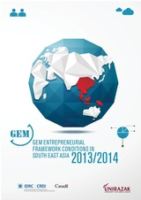 Gem Entrepreneurial Framework Conditions In South East Asia 2013/2014