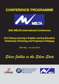 25th MELTA International Conference 2016