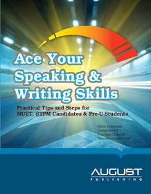 Ace Your Speaking & Writing Skills